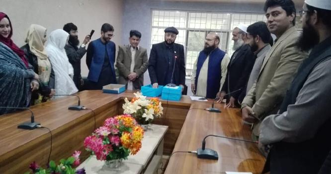 الحمد ایجوکیشن سسٹم کے زیرِ انتظام حج و عمرہ کی قرعہ اندازی