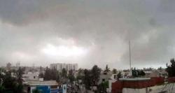 کراچی میں تیز ہواؤں سے موسم ایک بار پھر تبدیل ہوگیا