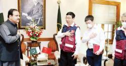 چین سے آئی ماہرین کی ٹیم نے کورونا پر قابوپانے کیلئے اپنے تجربات بتادیئے