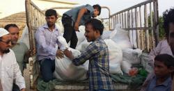 راشن کی تقسیم کے دوران کورونا پھیلا تو جرم تصور کیا جائے گا،مراد علی شاہ