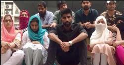 چین میں مقیم پاکستانی طلبا کی ہم وطنوں کو گھروں میں رہنے کی  درخواست