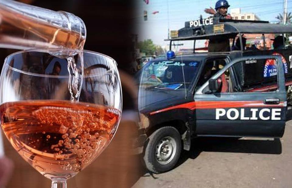 پولیس اہلکاروں نے پرائیویٹ افراد کیساتھ مل کر شراب کا کاروبار شروع کردیا