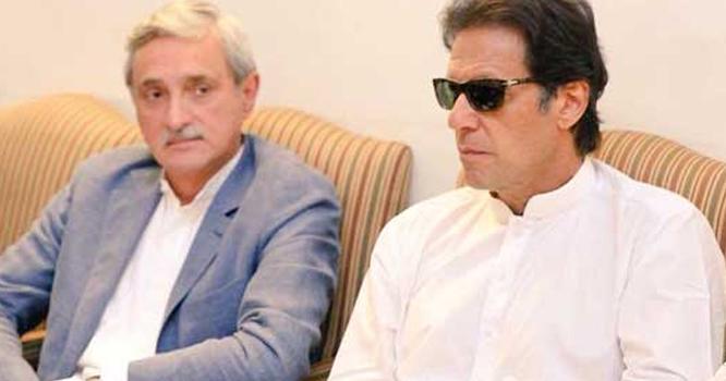 جہانگیر ترین کی عمران خان سے ملاقات کی کوشش