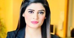 نجی ٹی وی کی خاتون اینکر جو کراچی طیارہ حادثے کا شکار ہونے سے بچ گئیں