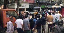 پاکستان کا وہ شہر جہاں لاک ڈائون کے بعد شراب کی دکانوں پر رش لگ گیا