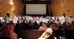 سعودی حکومت کا کارنامہ ، ملک بھر میں سینما گھرکھول دیئے