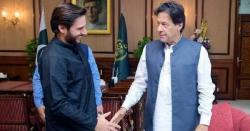 کیا شاہد آفریدی پاکستان کے اگلے وزیر اعظم ہونگے ؟ لالہ نے جواب دیدیا