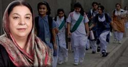 اگست یا ستمبر ؟ کرونا کی وجہ سے بند سکول کب کھولے جائیں گے ، وزیر صحت یاسمین راشد نے بڑا اعلان کر دیا
