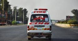 حسن ابدال میں افسوسناک حادثہ،۔۔پولیس انسپکٹر اور اہلکار جاں بحق، کئی زخمی