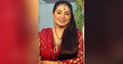 سٹیج اداکارہ روبی انعم کودل کادورہ پڑ گیا،تشویشناک حالت میں ہسپتال منتقل،مداحوں سے دعاکی اپیل
