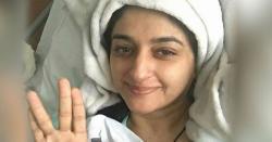 کینسرکی شکارپاکستانی اداکارہ  نادیہ جمیل بارے بڑی خبرآگئی