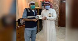 کوروناکے خلاف نبردآزماپاکستانی ڈاکٹر کوسعودی عرب میں بڑااعزازمل گیا