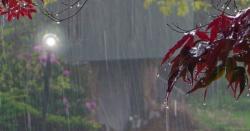 کراچی والوں پر قدرت مہربان ، کئی علاقوں میں بارش ، موسم حسین