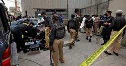 کراچی حملہ ، دہشت گرد سلیمان کو عمارت کے اندرونی راستے معلوم ہونے کا انکشاف