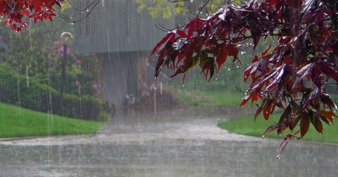 آج ملک کے کن کن علاقوں میں بارش ہوگی ،محکمہ موسمیات نے خوشخبری سنادی