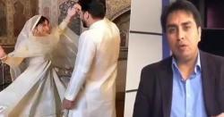 صبا قمر اور بلال سعید کا مسجد وزیر خان میں ڈانس ،صبا قمر کے موقف پر ڈاکٹر شہباز گل آگ بگولا ، کیا کہہ دیا