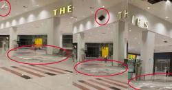 اسلام آبادائیرپورٹ ناقص تعمیر نے خطرے کی گھنٹی بجادی