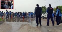 توشہ خانہ ریفرنس: سابق صدر آصف علی زرداری احتساب عدالت پہنچ گئے