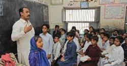 پنجاب حکومت  کا  سرکاری سکولوں میں داخلہ مہم میں کمی کا نوٹس
