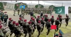 پاک فوج کے دستے روس پہنچ گئے ۔۔۔ مقصد کیا ہے ؟ قوم کاسر فخر سے بلند کر دینے والی خبر