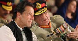 وزیراعظم عمران خان نےعکسری قیادت سے ملاقات پر پابندی لگا دی