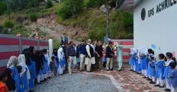 مظفرآباد میں پرائمری اسکول کھل گئے ، ایس او پیز کے تحت پڑھائی کا عمل شروع
