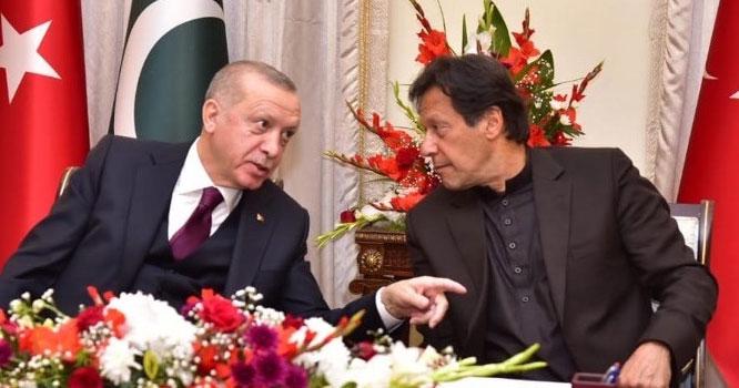 سچی یاری سب پر بھاری۔۔ طیب ادرگان کا جنرل اسمبلی میں مسئلہ  کشمیر اُٹھانے کا معاملہ، وزیراعظم عمران خان کا حیران کن موقف آگیا