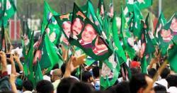 راولاکوٹ'  دھمنی (چھمب) سے درجنوں افراد دیگر جماعتوں سے مسلم لیگ ن میں شامل  ہوگئے