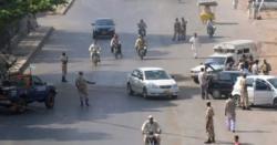 کراچی ، پولیس اہلکار کی فائرنگ سے ڈاکو ہلاک، ساتھی ڈاکونےاہلکار کو مارڈالا