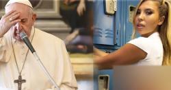 مسیحیوں کے روحانی پیشوا پوپ  فرانسس کے انسٹا گرام اکائونٹ سے نیم عریاں ماڈل کی تصویر لائیک کرنے کامعاملہ، بڑا اقدام اٹھا لیا گیا