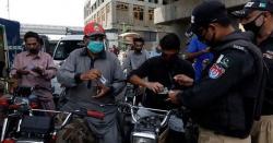 ماسک نہ پہننےوالوں کی گرفتاریاں شروع۔۔آج اسلام  آباد میں کتنے افراد کو گرفتار کیاگیا؟ناقابل یقین اعداد و شمار سامنے آ گئے