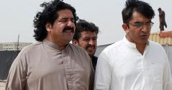 محسن داوڑنے جلسے کے دوران  لرائو برو افغان کے نعرے لگا دیے