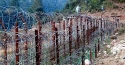 بھارتی فوج کی فائرنگ،33سالہ پاکستانی شخص شہید