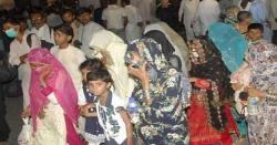 بھارت جانیوالے پاکستانی ہندو خاندان مودی سرکار کے مظالم سے تنگ آکر واپس آنا شرو ع