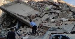 یا الٰہی خیر ۔۔! برادر مسلمان ملک ترکی میںایک بارپھر ہولناک زلزلہ ، شدت کتنی تھی ؟