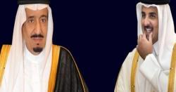 عالمی سطح پر بڑی تبدیلی ۔۔۔ قطر اور سعودی عرب اہم  ترین معاہدے کے قریب پہنچ گئے ، جلد کیا ہونیوالا ہے ؟ جانیں