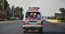 پاکستان میں چوبیس  گھنٹوں میں مزید45افراد لقمہ اجل بن گئے