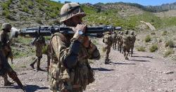 شمالی وزیرستان:پاک فوج کی بڑی کارروائی،2 دہشت گرد ہلاک،ایک گرفتار