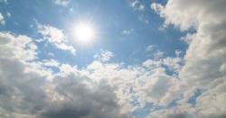 آئندہ چند دن شدید بارشیں ہوں گی ، تیزد ھوپ ۔۔ ۔۔محکمہ موسمیات نے بڑی خوشخبری سنادی