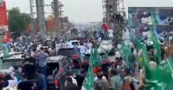 لیگی کارکنان اپنی صفوں میں اتحاد رکھیں افواہوں پر کان نہ دھریں پی ٹی آئی آزاد کشمیر کے غبارے سے بھی ہوا نکل چکی ہے