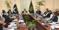 اقتصادی رابطہ کمیٹی کا اہم اجلاس کل ہو گا
