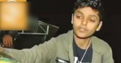 """"""" محنت مزدوری کرنے والے13سالہ خود دار بچے نے بیت المال کی امداد لینے سے انکار کر دیا"""
