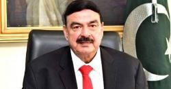 شیخ رشید کا پاکستان کوسٹ گارڈز ہیڈ کوارٹر ز کا دورہ