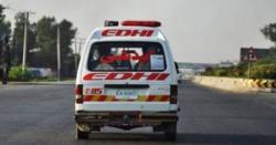 موٹروے پر پنڈی بھٹیاں کے قریب خوفناک حادثہ ۔۔۔ 5 افراد جاں بحق 8 زخمی