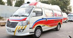 حیدرآباد :ٹریفک حادثے میں تین افراد جاں بحق