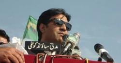 تحریک انصاف نے مسلم لیگ ن کی ایک اور وکٹ اُڑا لی  پارٹی کا بڑاعہدیدار عمران خان کا کھلاڑی بن گیا
