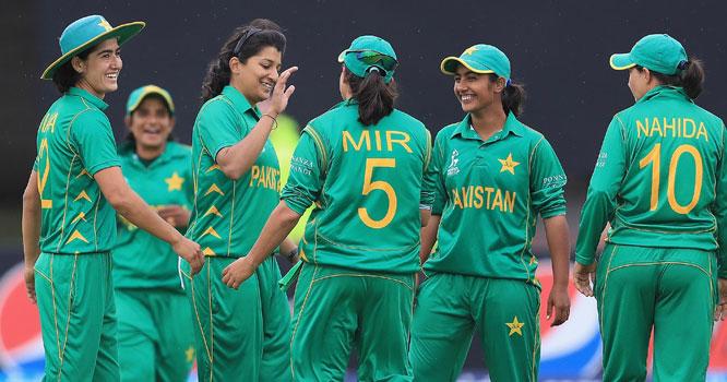 قومی خواتین کرکٹ ٹیم کے دورہ افریقہ میں توسیع ،ویمنز کرکٹ ٹیم جنوبی افریقہ کے خلاف سیریز مکمل کرنے کے بعد زمبابوے روانہ ہوں گی،