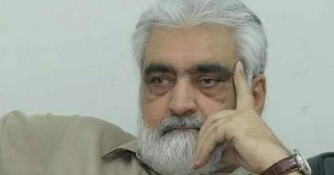 سلمان بٹدل کادورہ پڑنےسے انتقال کرگئے