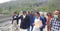 وزیر جنگلات میر اکبر 20فروری کو  گرلز ہائی سکول سیری  کا افتتاح کریں گے