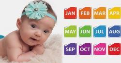 پیدائش کا مہینہ کیسے آپ کی زندگی پر اثر انداز ہوتا ہے؟ جانیں دلچسپ معلومات